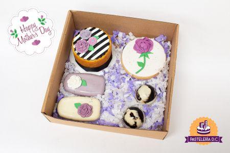 Caja regalo Gift sweet box mamá Bogotá