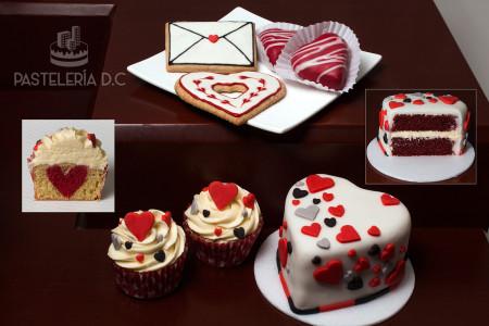 Productos San Valentín Amor Aniversario en Bogotá