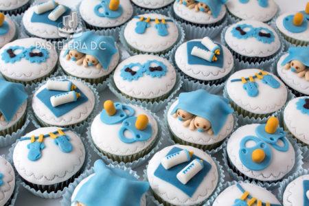 cupcakes-babyshower-mellizos