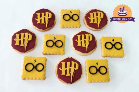 Galletas Harry Potter en Bogotá
