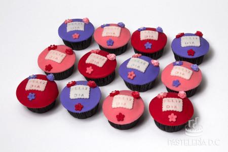 Mini Cupcakes Día de la Mujer en Bogotá