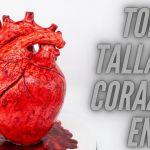 thumbnail torta corazon humano 3D