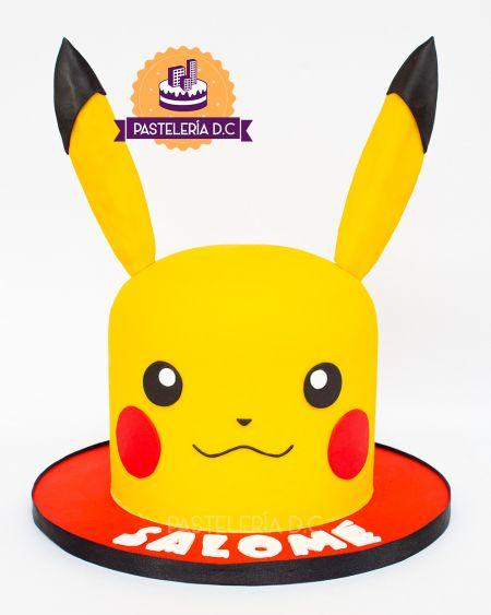 torta-cabeza-pikachu