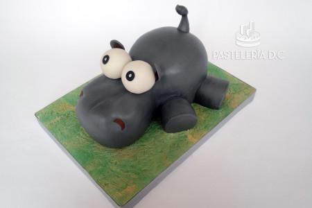 torta-hipopotamo-caricatura