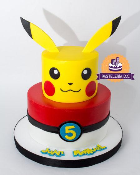 torta-pokemon-pikachu
